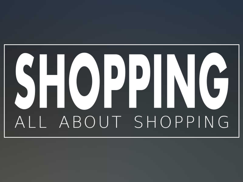 Online Shopping Market AllAbout.Shopping